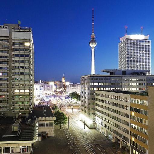 Finde Jobs in Berlin